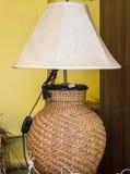 Лампы сплетенные машиной Стоковое Изображение