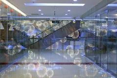 Лампы шарика мола Стоковые Фото