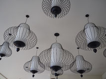 Лампы стоковое изображение rf