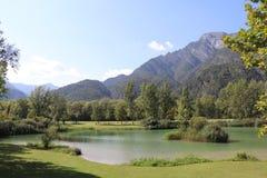 Ландшафты в Италии Стоковое Фото