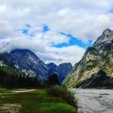 Ландшафты в Италии Стоковые Фото