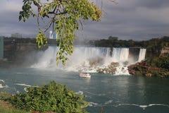 Ландшафты Ниагарский Водопад водопадов, Торонто стоковая фотография rf