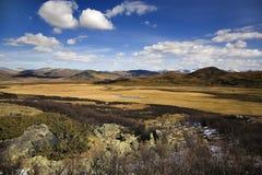 ландшафты осени Стоковое Фото