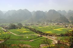 ландшафты guizhou Стоковое фото RF