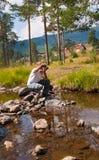 ландшафты outdoors фотографируя Стоковое Фото