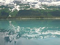 ландшафт Аляски красивейший Стоковые Изображения
