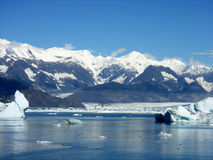 ландшафт Аляски Стоковые Фото