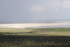 ландшафт Африки красивейший Стоковое фото RF