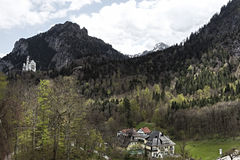 ландшафт Баварии Стоковые Фотографии RF
