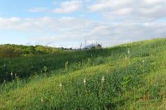 Ландшафт Баскония Стоковая Фотография