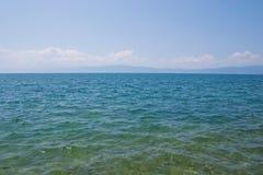ландшафт береговой линии Стоковое фото RF