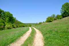 ландшафт весенний Стоковое Фото
