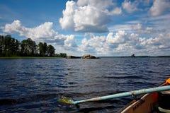 Ландшафт воды Стоковые Изображения