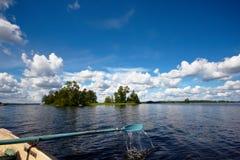 Ландшафт воды стоковое изображение rf