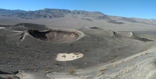 ландшафт вулканический Стоковые Изображения RF