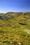 Ландшафт в высокой горе Стоковые Фотографии RF