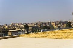 Ландшафт города Гизы Стоковое Изображение RF