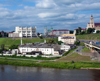 ландшафт города Стоковая Фотография RF