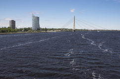 ландшафт города Стоковая Фотография
