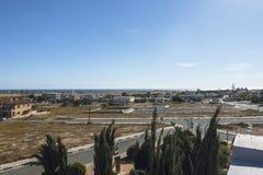 Ландшафт город-привидения города Famagusta Стоковая Фотография