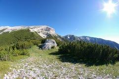 ландшафт горы Стоковое Фото