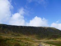Ландшафт горы Welsh Стоковые Фотографии RF