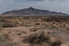 Ландшафт гор Флориды горизонтальный в Неш-Мексико Стоковая Фотография RF