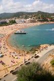ландшафт Испания Стоковые Фото