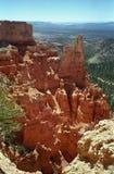 Ландшафт каньона Bryce Стоковое фото RF