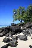 ландшафт Маврикий Стоковое Изображение