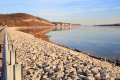 ландшафт Миссиссипи Стоковое фото RF
