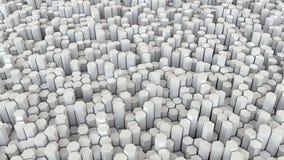 ландшафт наговора Стоковая Фотография