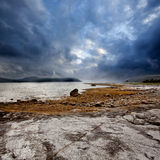 ландшафт Норвегия Стоковые Изображения RF