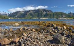 ландшафт Норвегия Стоковая Фотография RF