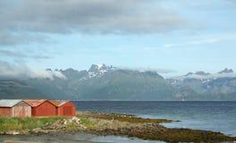 ландшафт Норвегия Стоковое Фото