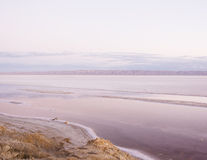 ландшафт озера Стоковые Изображения RF