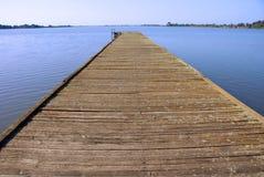 ландшафт озера стоковая фотография rf