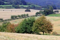 Ландшафт осени стоковое изображение