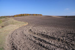 ландшафт осени Стоковые Изображения