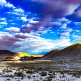 Ландшафт от семг Айдахо стоковое изображение rf