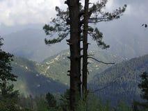 Ландшафт Пакистана естественный стоковое изображение