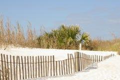 ландшафт пляжа Стоковые Изображения