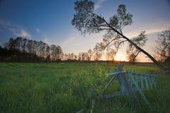 ландшафт Польша стоковое фото rf