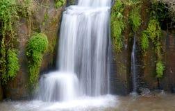 Ландшафт природы водопадов Стоковое Изображение