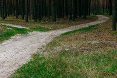 Ландшафт природы перемещения Стоковые Изображения RF