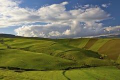 ландшафт присицилийский Стоковая Фотография RF
