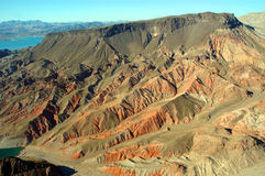 ландшафт пустыни Стоковая Фотография RF