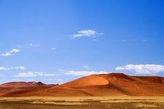 ландшафт пустыни Стоковые Изображения RF