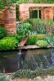 ландшафт сада Стоковое Фото