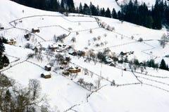 ландшафт сельский стоковое изображение
